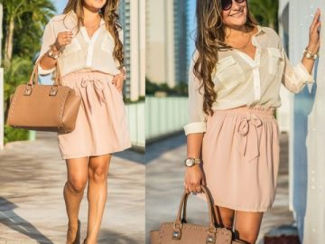 Fashion tip Combine colors in clothing
