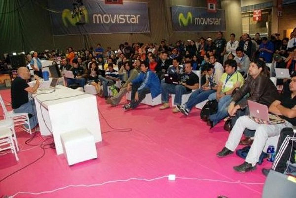 Interview With Aitor Marin director of Campus Party Mexico