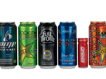 Truths And Lies Behind Energy Drinks