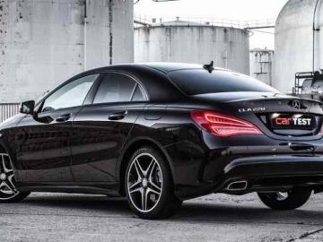 Mercedes-Benz test CLA 220 CDI AMG 7G-DCT Line The Car We All Want