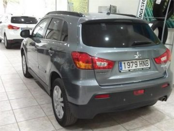 Mitsubishi ASX Renewed Test 200 DiD Kaiteki