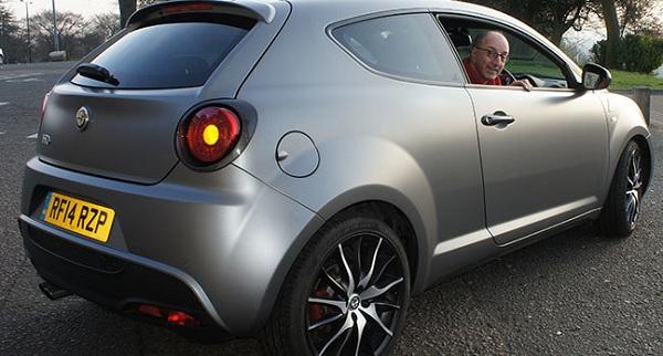 Alfa Romeo Mito Quadrifoglio Verde Sportsmanship Italian