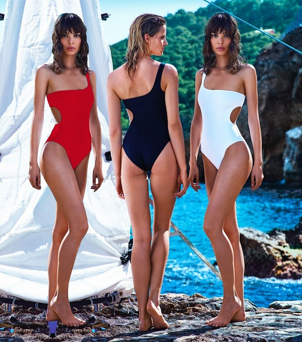 How To Wear Swimsuits In One Piece