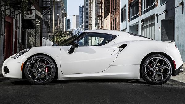 """World Premiere Of The Alfa Romeo 4C """"Launch Edition"""""""