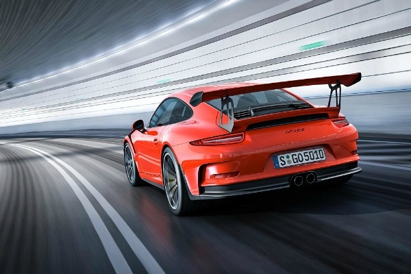 Porsche 911 GT3, Luxury Competition