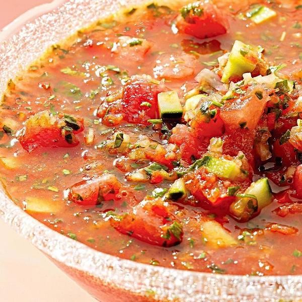 Nutritional Properties Of Gazpacho