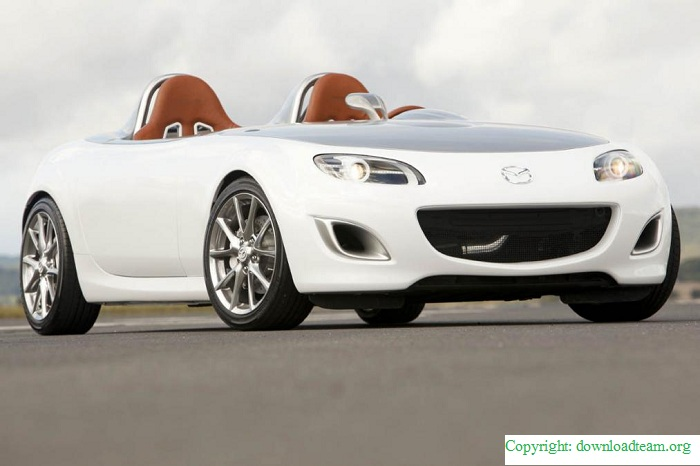 Mazda MX5 Superlight; A whim