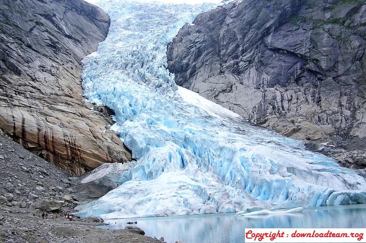 Jostedal Glacier, Norway