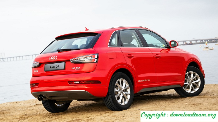 test audi q3 sport edition 2 0 tfsi quattro s tronic 220. Black Bedroom Furniture Sets. Home Design Ideas