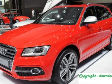 Audi SQ5 The First S With Diesel Engine