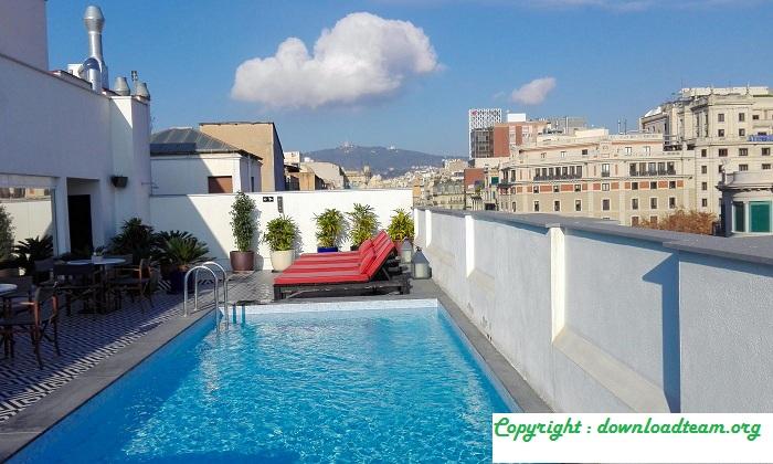 Fabrizzio's Terrace, Barcelona (Spain)