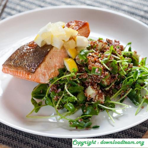 Recipes With Quinoa To Vary Your Menus