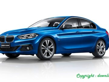 This Is The New BMW 1 Series Sedan That You Can Not Buy Here