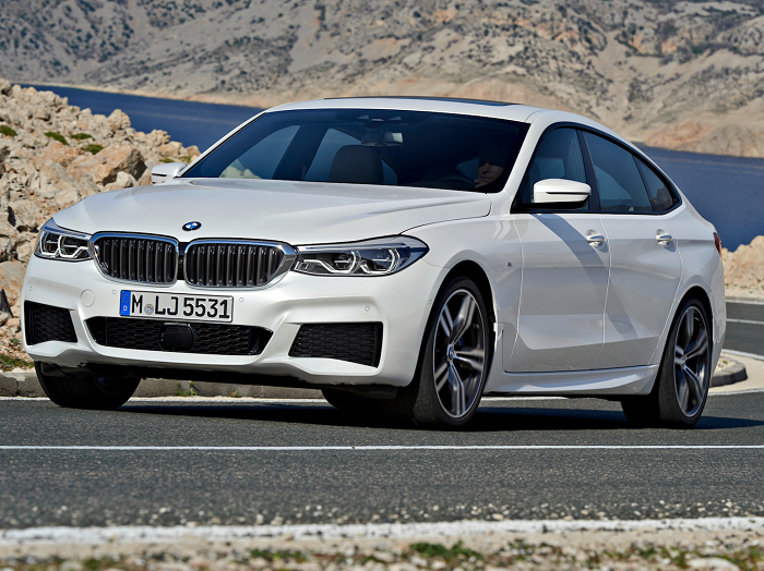 The Wildest And Sportiest Side Of The BMW 6 Series