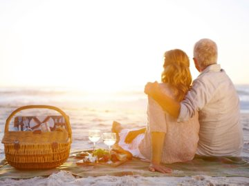 New Relationship Advice After 50 The Look Of A Man And A Woman