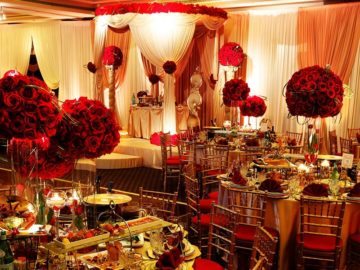 Wedding Decorations: From The House To The Location