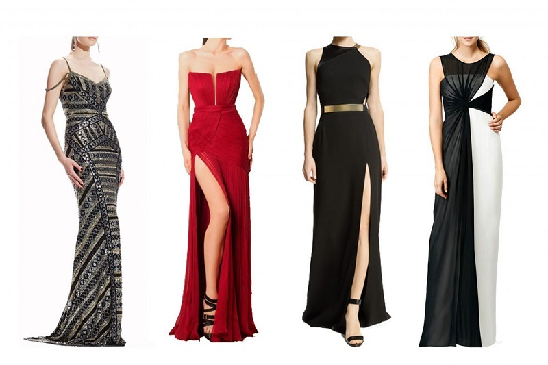 Choose A Dress By The Type Of Your Figure