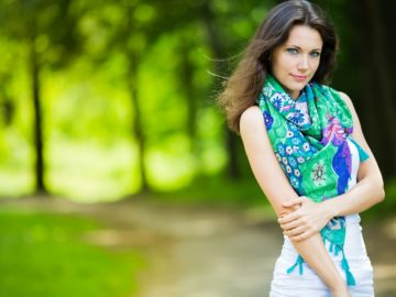 How Beautiful To Dress In The Spring. Basics Of A Women's Wardrobe.