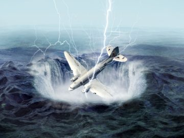 Mystery Of The Bermuda Triangle!