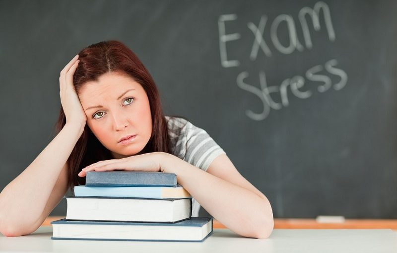 How To Cope With The Stress Before The Exam?