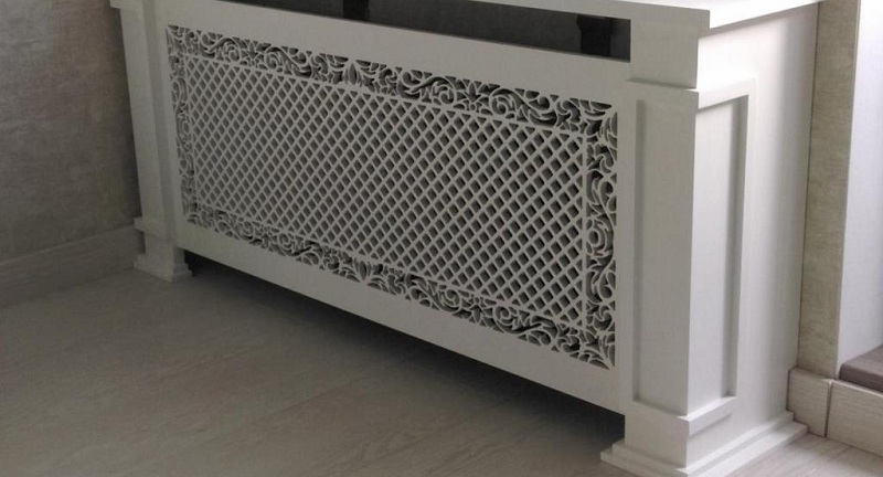 How To Hide The Radiator In The Room Using Interior Design?