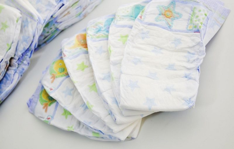 How To Choose Diapers For The Baby?