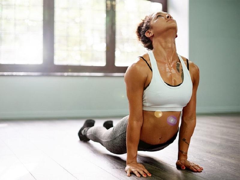 Practice Bikram Yoga At Home