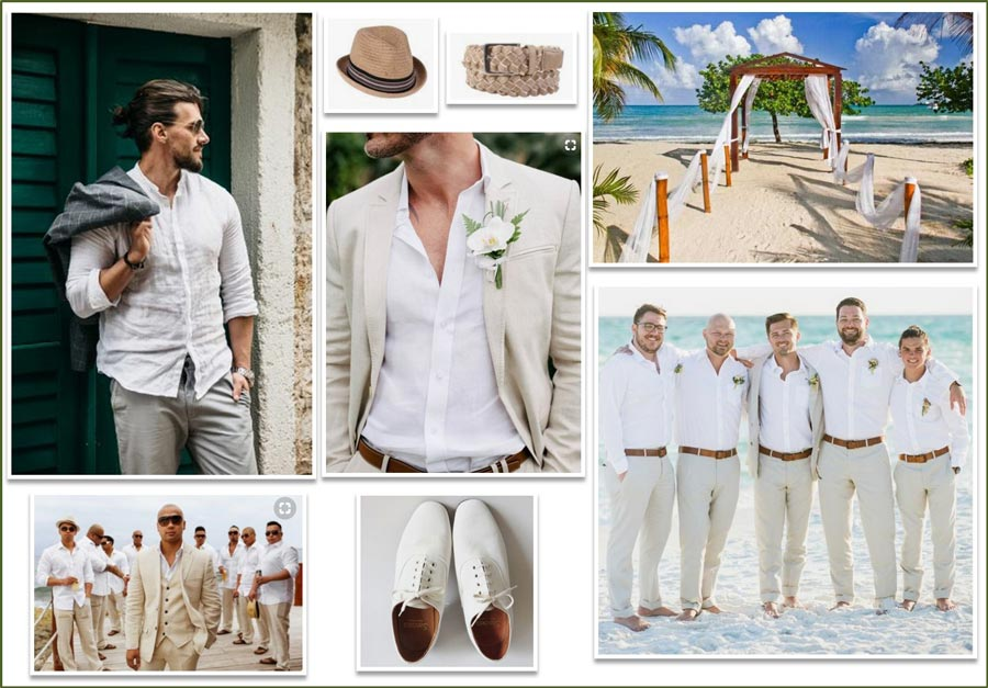 Style Of The Groom And His Friends